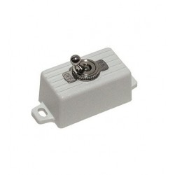 Seco-Larm SS-076Q/SW SPST Toggle Switch