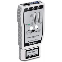 TRENDnet TC-NT3 VDV and USB Cable Tester