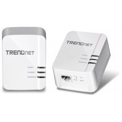 TRENDnet TPL-420E2K Powerline 1200 AV2 Adapter Kit