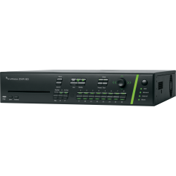 Interlogix TVR-6016-2T-B TruVision DVR 60, H.264, 16 Channel Hybrid, DVD/CD, 2 TB Storage - REFURBISHED