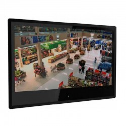 """Weldex WDL-2700PVM 27"""" High Resolution Color WDR Public View Monitor"""