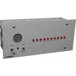 Alpha A-4010M 10 Zone Visual Annunciator-UL