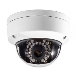Panasonic A-34-W 3MP Indoor/Outdoor Vandal IR Dome Camera-2.8mm Lens