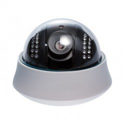 Cantek - C3011DN2 Indoor Dome 720P IP Mobile Phone / WIFI Ready Camera