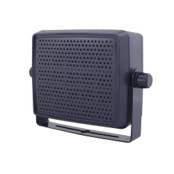 "Speco CBS4 10W 4"" Deluxe Professional Communications Extension Speaker"