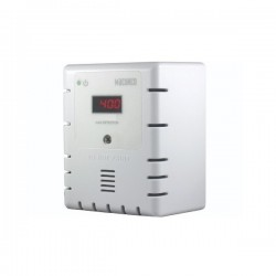 Macurco CD-6MC Carbon Dioxide CO2 Fixed Gas Detector Controller Transducer, Manual Calibration