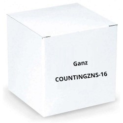 Ganz CountingZNS-16 16 Channel Counting lines Software