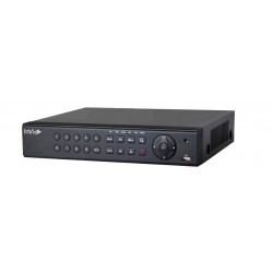 Cantek Plus CTPR-XE704 4 Channel HD-TVI Digital Video Recorder, No HDD