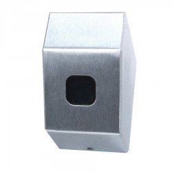 Speco CVC695AM12 Outdoor Tamper-Resistant Stainless Steel Wedge Camera