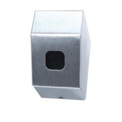 Speco CVC695AM Outdoor Tamper-Resistant Stainless Steel Wedge Camera, 3.6mm Lens