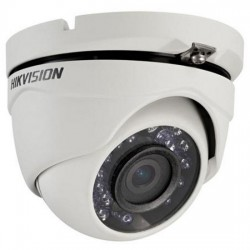 Hikvision Camera DS-2CE56D1T-IRM 2.8MM 2Mp TurboHD Outdoor IR Turret Dome