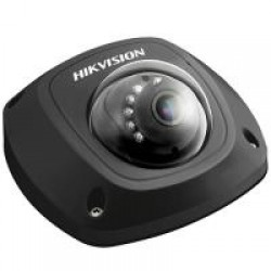 Hikvision DS-2CD2542FWD-ISB 2.8MM 4MP IR Network Dome Camera - Black 2.8mm