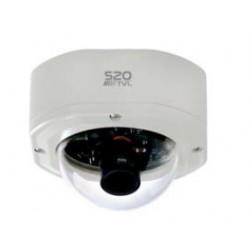 Everfocus EHD525EX-1 Day/Night Rugged Dome Camera - REFURBISHED