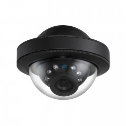 EverFocus EMB935F 1080p Full HD True Day / Night Outdoor IP67 Mobile IR Mini Vandal Dome Camera, 3.6mm Lens