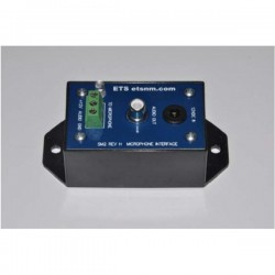 ETS SM2-CPI IP Camera Microphone Interface for Cameras w/12VDC Outputs