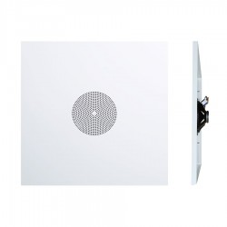 Speco G86TG2X2C 2'x2' G86 Ceiling Tile Speaker with Volume Control