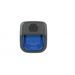 Macurco HS-B Macurco Horn Strobe Combo - Blue