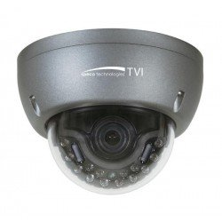 Speco HT5940T 2Mp Outdoor HD-TVI IR Vandal Dome