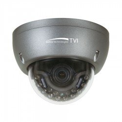 Speco HT5941T 2Mp Outdoor HD-TVI IR Vandal Dome