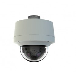Pelco IMM12027-1PUS 12 MP Network Outdoor 270° Camera 2.7mm Lens