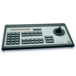 Interlogix KTD-405-2D Two-Axis Variable-Speed Controller Keypad