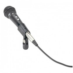 Bosch LBB9600-20 Handheld Condenser Microphone with 3-pin, Male and Female XLR Connectors