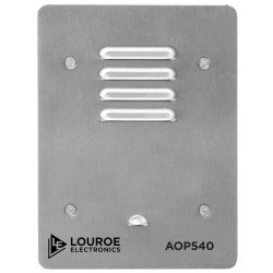 Louroe Electronics LE-540 Speaker Microphone for IP Cameras