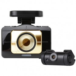 RVS Systems LK-9390 Dual Lens Dash Camera With GPS And Adas