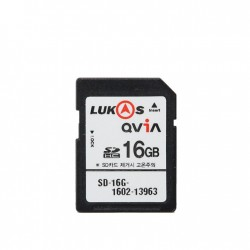 RVS Systems LK-SD16 Lukas 16GB SD card
