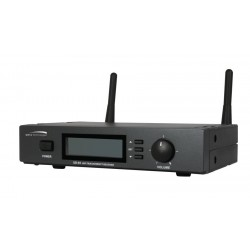 Speco MUHF101 Single Channel Diversity UHF Receiver