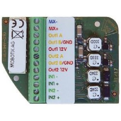 Mobotix Mx-A-IOA-IC Extension Module For c26, i26, p26 and v26 Indoor Cameras