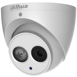 Dahua N44CG52 4 Megapixel Network IR ePoE Eyeball Dome Camera, 2.8mm Lens