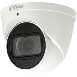 Dahua N85CM5Z 4K Network IR ePoE Eyeball Dome Camera, 2.7-12mm Lens