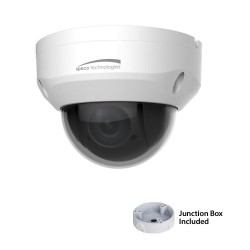 Speco O2P4X 2MP 4x Indoor/Outdoor IP PTZ Camera with Junction Box