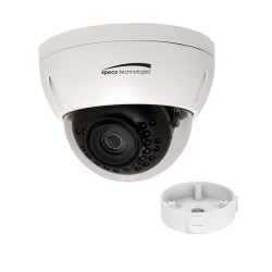 Speco O3VLD1 3MP Indoor/Outdoor Vandal Resistant Dome IP Camera