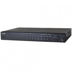 InVid PD1A-16-4TB 16 Channel TVI/AHD/CVI/Analog/IP Universal Port DVR with 4 Bonus IP Channel, 4TB