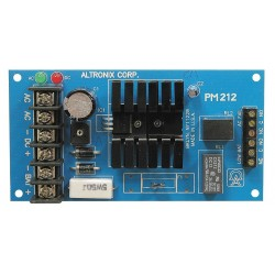 Altronix PM212 Supervised Linear Power Supply/Charger