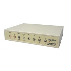 COP-USA QC41-F High resolution 4 channels real time display