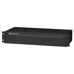 """Altronix R248UL 8 Output Rack Mount Power Supply, 24/28 VAC @ 3.5/3.0 Amp, Fused, 2U EIA 19"""" Rack Mount Chassis, UL Listed"""