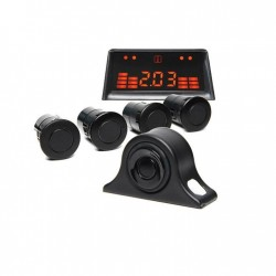 RVS Systems RVS-114 Wireless backup sensor system