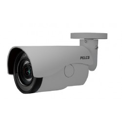 Pelco S-IBE329-1R-P 3 Megapixel Network Outdoor IR Bullet Camera, 3-9mm Lens