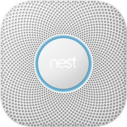 Nest Protect Smoke/CO Alarm (Battery, 2nd Gen)