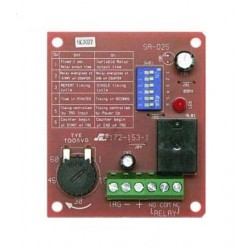 Seco-Larm SA-025Q ENFORCER Multi-Purpose Programmable Timer
