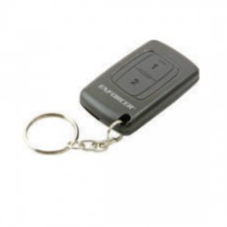 Seco-Larm SK-919T2-GNQ 2 Button RF Transmitter for use with all SECO-LARM 315 MHz Receivers, Pre-coded