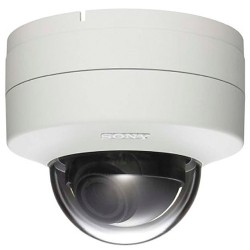 Sony, SNCDH140T, Network 720p HD Vandal Resistant Minidome Camera With View-DR Technology - REFURBISHED