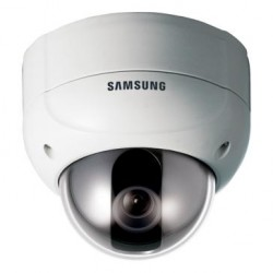 Samsung SVD-4300-N 1/4-inch High Resolution, Day/Night Vandal Resistant 10X Dome Camera