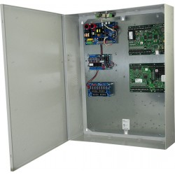 Altronix T2MK3F4Q Access and Power Integration - Kit Includes Trove2 Enclosure with TM2 Backplane, Fuse