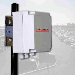 VideoComm TCO-2409QX2 2.4GHz All-Weather 9-Ch Transmitter & Receiver