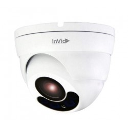 InVid Tech ULT-C2TXIRA2808 2 Megapixel 1080p TVI Outdoor Turret Camera
