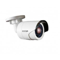 InVid Tech ULT-C2BIR4 2 Megapixel 1080p TVI Outdoor Mini Bullet Camera